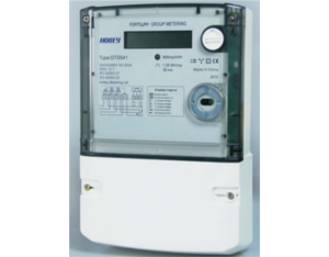 DTS541 meter is an electronic watt hourm