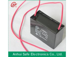 ac motor capacitor cbb61 for fan use with SGS,CQC