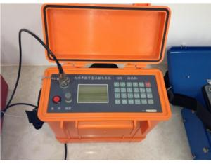 Geological Large Area Gold Ore Finder DJF-2 High Power DC IP Measuring System