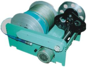 1000m Automatic Electrical Logging Winch for Coal Well