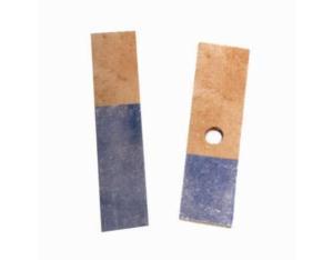 Cu-Al Composite Pieces