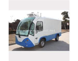 Closed Transfer Vehicle with 6 trashes