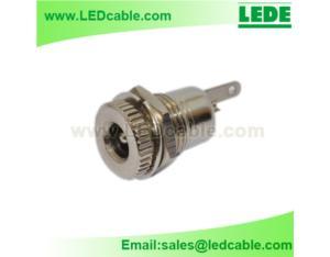 Copper DC Power Coaxial Jack Socket