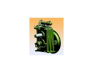 Gearbox for water pump use