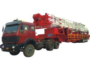 WS9740 semi-trailer