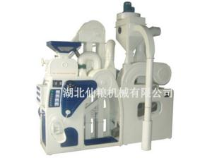 MLNJ Series of Whole Set Combined Rice Mill