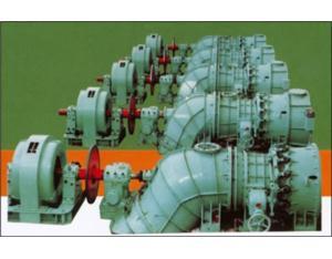 Tubular Water turbine generating unit
