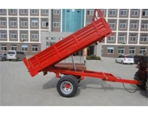 Four tyre for single axle trailer series