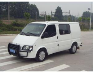 Armored cash-in-transit vehicle (TBL5042XYCF)