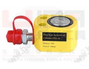 Super thin sings hydraulic cylinder RMC-101