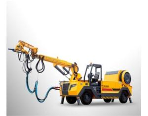 Wet-Mix Concrete Sprayer-XZPS30B