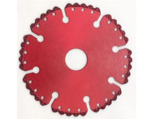 Brazed diamond cutting blade-FLB016