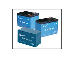 High performance power battery for