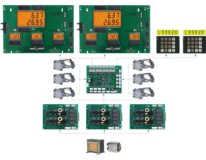 LT-C Electronic controller series for