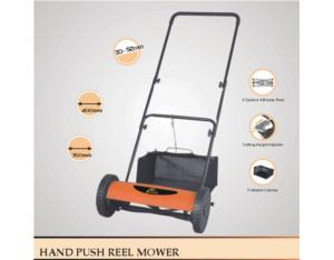 Hand Push Reel Mower