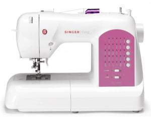 Electronic sewing machine 8763