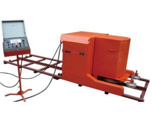 Stone mining equipment