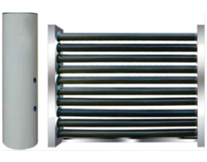Split solar energy water heater