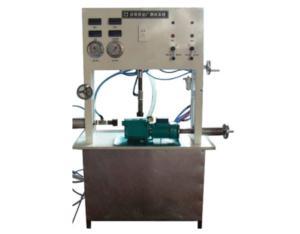 Hydraulic pump performance test system factory