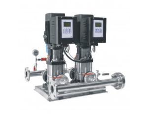 Gβ-V Series Inverter Built-in Booster Pump System