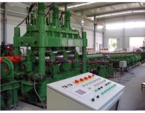 SMV7 Seven Roll Steel Tube & Bar Straightening Machine