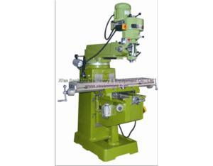 4SB-DV Turret Milling Machine