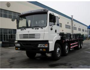 WS5400A coiled tubing working truck chassis