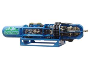 Pneumatic Internal Line-up Clamp -DKQ406