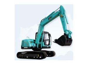 KY105 hydraulic excavator