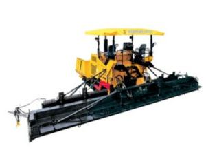 Crawler machinery widened paver-MT9000B
