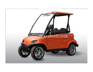 2 Seat street legal electric golf cart (PTV2)