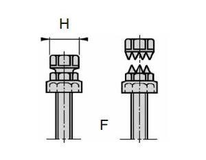 Aluminium Copper and Bimetallic type