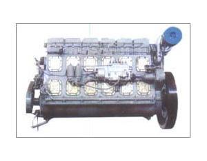 6-cylinder Diesel Engine (75-220kW)