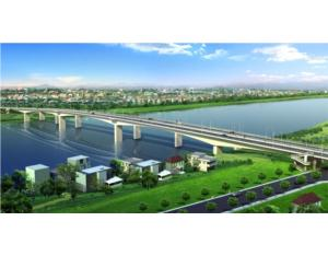 THE NEW CHROY CHANGVAR BRIDGE PROJECT