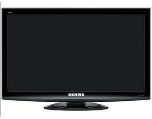 LCD with DVB-S HD
