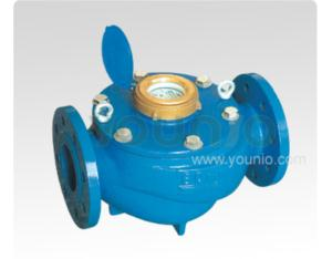 Multi Jet Wet Type Vane Wheel Water Meter