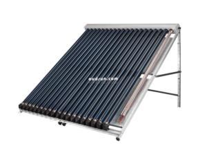 Solar water heater U pipe collector TU-20-1.8
