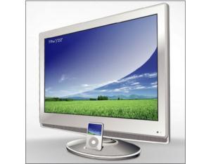 IPOD LCD TV