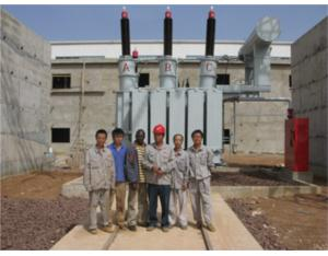 Mali success of the national power plant project a