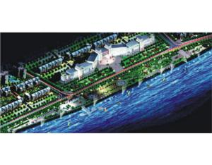 Planning for Zhangjiajie River-along Scene Belt