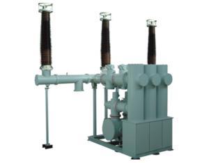 ZF16-252(L)/Y4000-50 Gas Insulated Switchgear