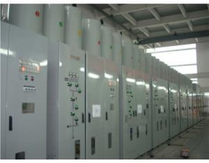 252kV GIS, Mochou Substation, Nanjing