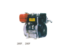 Diesel engine Vertical type Air cooled 285F