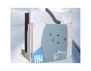 High voltage vacuum circuit breaker and contactor