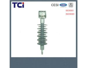 Composite railway insulator