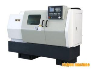 Economic Horizontal CNC lathe TK36