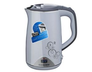 new kettle of 1.7L with show temperature function