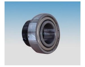 With eccentric locking coller bearings