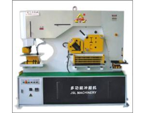 Efficiency of DIW - L series double cylinder punch & shear machine