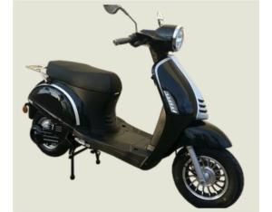45 km E-Scooter - VAX Silicon